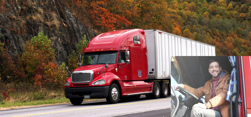 Getting into a Career in Trucking!
