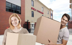 The Positive Changes You Can Make with A Self Storage Unit